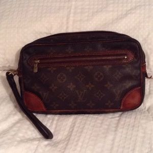 Louis Vuitton GM Marly ( Needs Repair)
